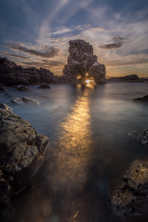 Old Mans Rock, Ben Boyd National Park, Eden