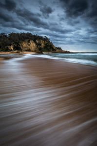 Stormy, Tathra Beach