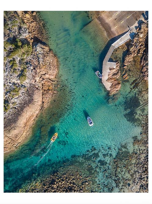 Kianinny Bay Aerial, Tathra