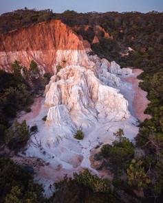 The Pinnacles, Ben Boyd National Park
