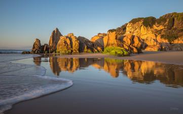 Mimosa Rocks National Park, Gillards Beach