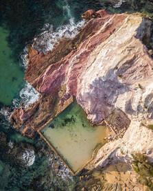 Aslings Beach Ocean Pool, Eden