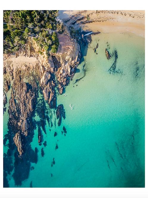 Tathra Beach Aerial