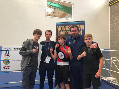 Boxing victory for Croxteth lads!