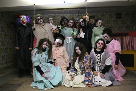 Orphange Returns Group Cast