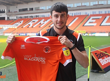 Local Lad Bolsters Blackpool's Attack Force