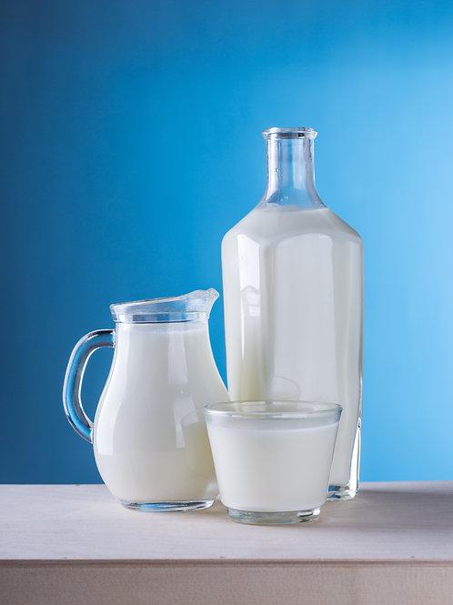 Milk (4 pints)