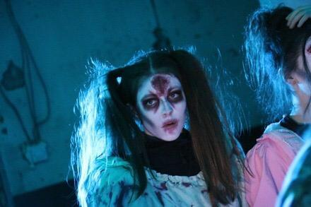 Orphange Returns Zombie girl