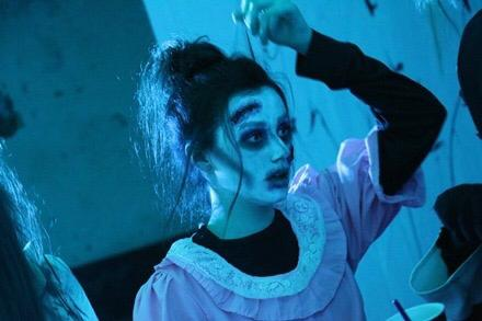 Orphange Returns Actor girl