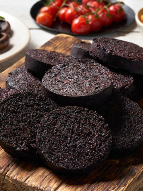 Black Pudding Slices (4)