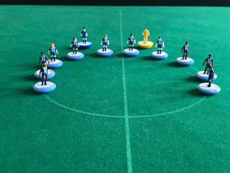 Subbuteo's coming home!