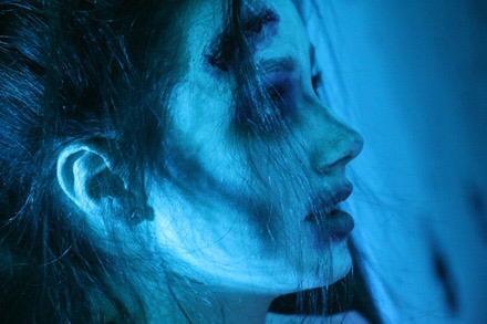 Orphange Returns Ghostly girl