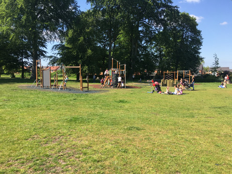 Norris 'Green' space gets new lease of life
