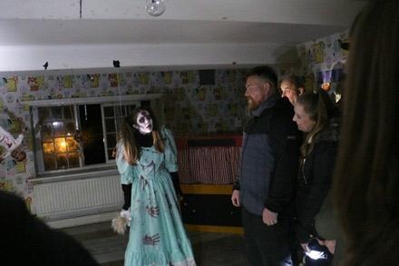 Orphange Returns Inside Bedroom