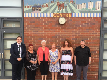 Funding secured for Porchfield Community Centre