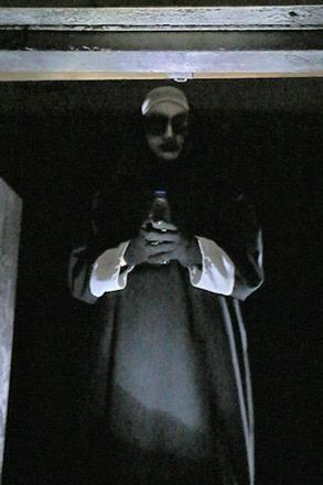 Orphange Returns Spooky Figure