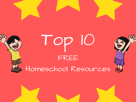 10 of the best homeschooling ideas & resources [2020]