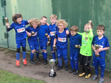 Football victory for Croxteth!