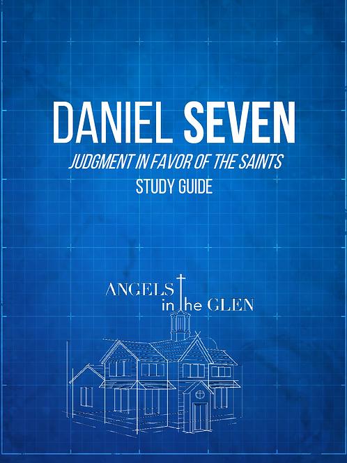 Daniel 7 Study Guide - 65 Pages, PDF