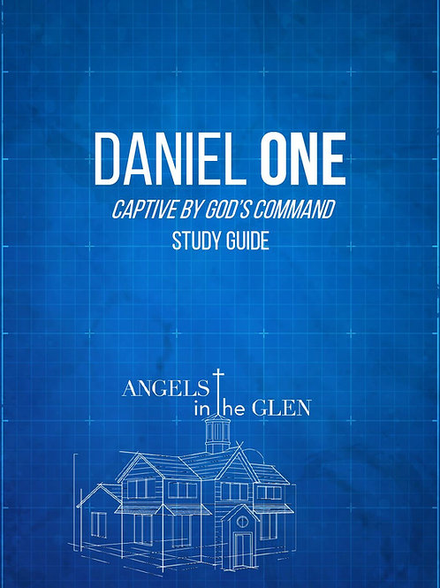 Daniel 1 Study Guide - 49 Pages, PDF (FREE with promo code DANIEL1)