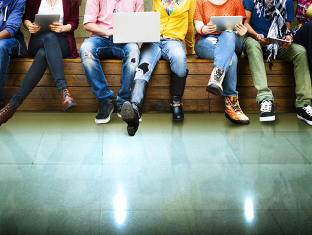 Digital Strategy for Reaching Young Adults