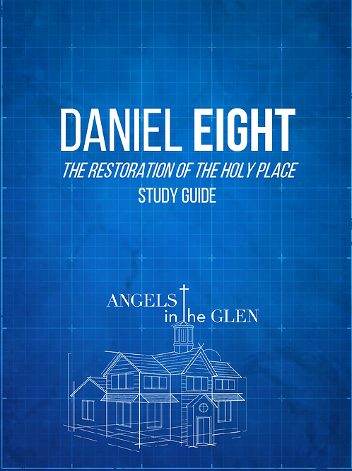 Daniel 8 Study Guide - 79 Pages, PDF