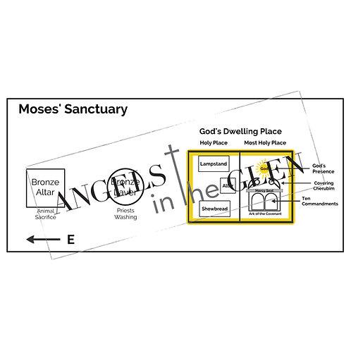 Blue Stone - Moses' Sanctuary