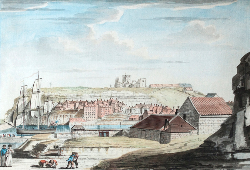 Whitby in the Time of Cook