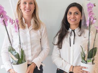H&G welcomes Vasundhra and Kristine