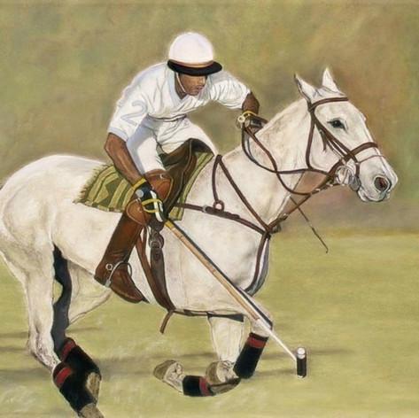 Polospeler Prince of India