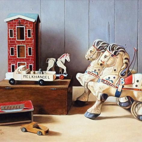 Oud Hollands speelgoed