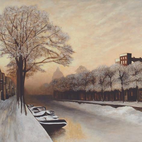 Singel Amsterdam Impressionisme