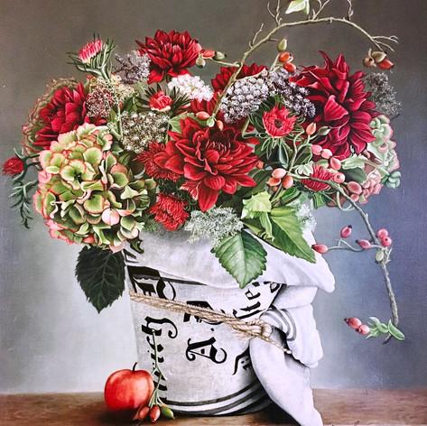 Bloemen die niet verwelken