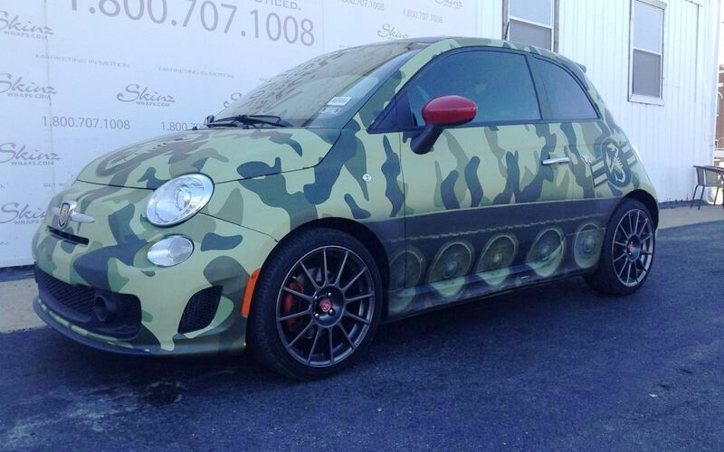 car wrapping / full color