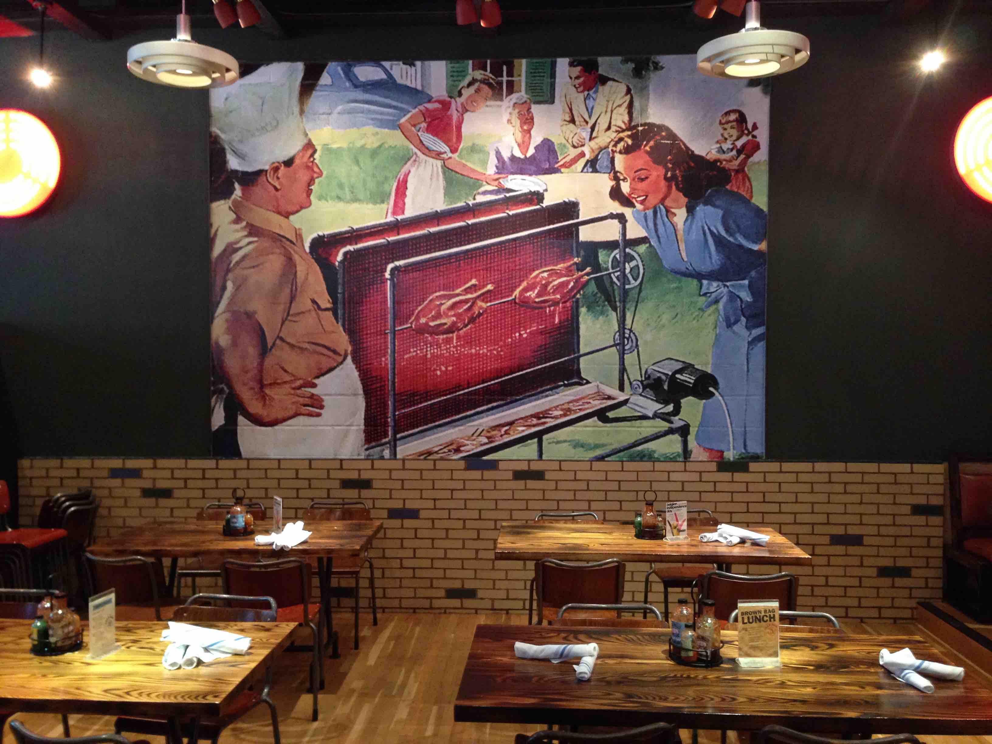 BBQ restaurant 2