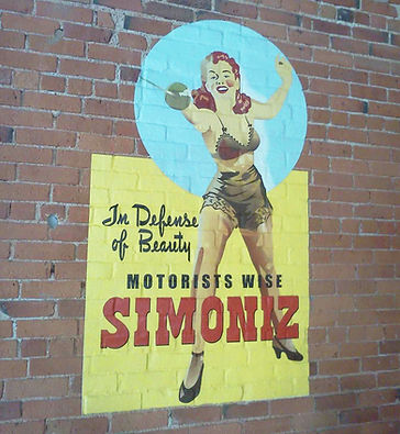 This is an image of Alumigraphics Smooth Outdoor Wall Material. Requires no heat.