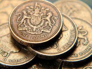 OCTOBER 2017 - A NEW POUND!