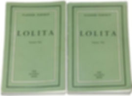 Lolita by Vladimir Nabokov Olympia Press