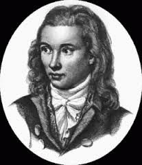 Novalis, German 18th c philosopher