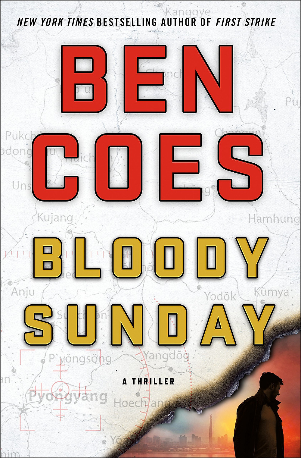 Ben Coes, politcal thrillers, crime novels, political novels, current affairs, politics