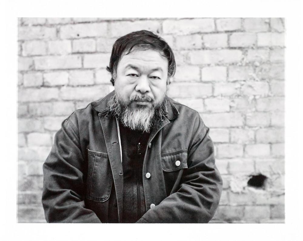 Ai Weiwei in 2015