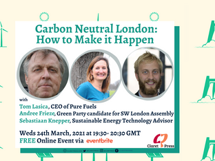 Carbon Neutral London: How to Make it Happen