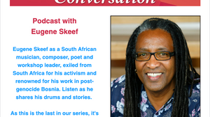 From Apartheid to post-Genocide: The Journey of a Musician