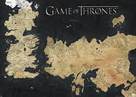 Westeros The Narrow Sea