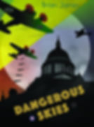 Dangerous Skies Brian James