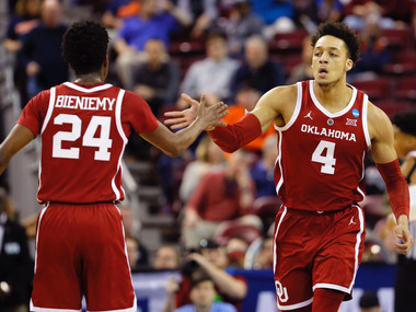 Which teams are going to go deep in March Madness, and which aren't?