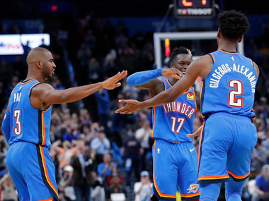 Why the Thunder will make the playoffs for the next 10 years