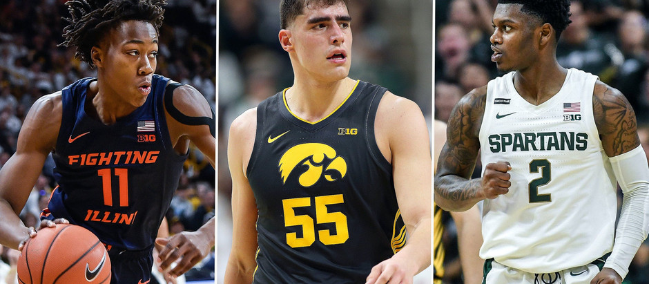 Ranking Every Big Ten College Basketball Team for 2020-21