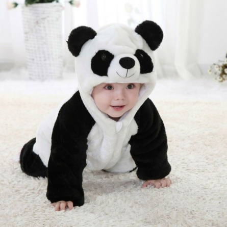 Body Bebé Panda