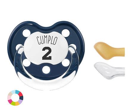 Chupete personalizado Cumplo2
